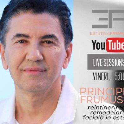 EP Live Sessions: Principiile Frumusetii by dr. Constantin Stan
